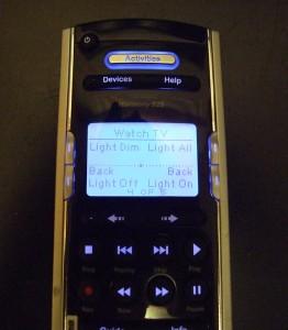 Harmony Remote 525に追加されたボタン